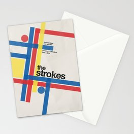 The Strokes Gov Ball Stationery Cards