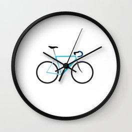 Bicycle Paganini Wall Clock