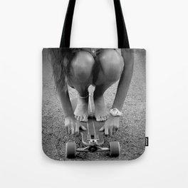 The Longboarder Tote Bag