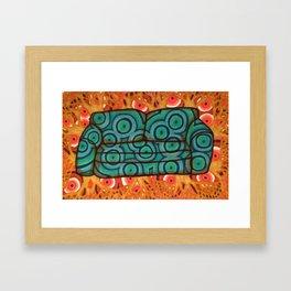 Couch 003 Framed Art Print
