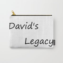 David's Legacy Carry-All Pouch