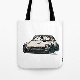 Crazy Car Art 0155 Tote Bag