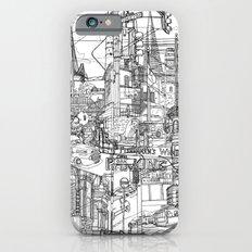 San Francisco! (B&W) iPhone 6s Slim Case