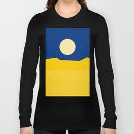 Desert night Long Sleeve T-shirt