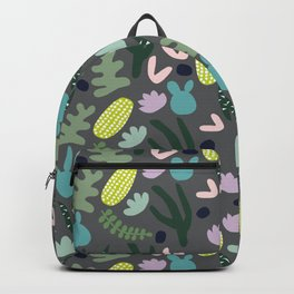 Succulents are my friends Backpack