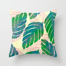Paradiso II Throw Pillow