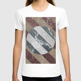 Marble Illusion T-shirt