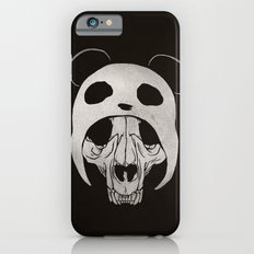 Panda Skull iPhone 6s Slim Case