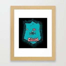 skinn Framed Art Print