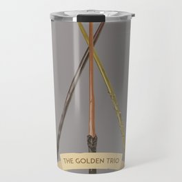 The Golden Trio Travel Mug