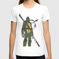 ninja turtles T-shirts featuring Ninja Turtles Donatello by minusblindfold