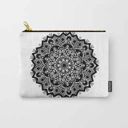 Mandala: detailed and hand-drawn Carry-All Pouch