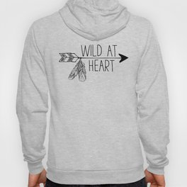 Wild at Heart - Boho Arrow Hoody