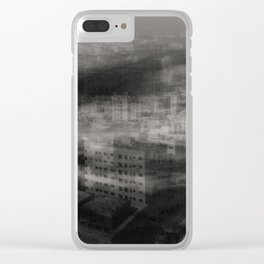 Growth. 130_28 Clear iPhone Case
