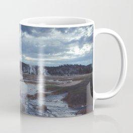 Hot Springs, Yellowstone Coffee Mug