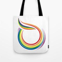 Gay Pride Symbol 2019 Q Design Tote Bag
