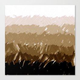 Shades of Sepia Canvas Print