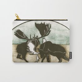 Moose Fight Carry-All Pouch