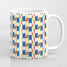 I was a Teenage Panelak - Czech Cubist Amalgamation Coffee Mug