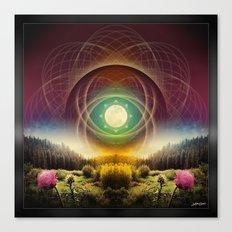 Encompass Us Canvas Print