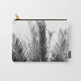 Tropical Leaves Dream #3 #tropical #decor #art #society6 Carry-All Pouch