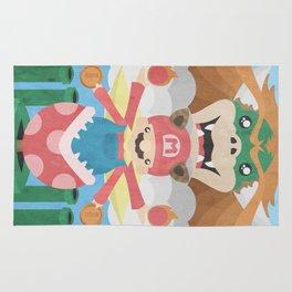 Mario Shrine Rug