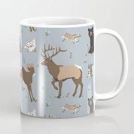 Rocky Mountain Critters Coffee Mug