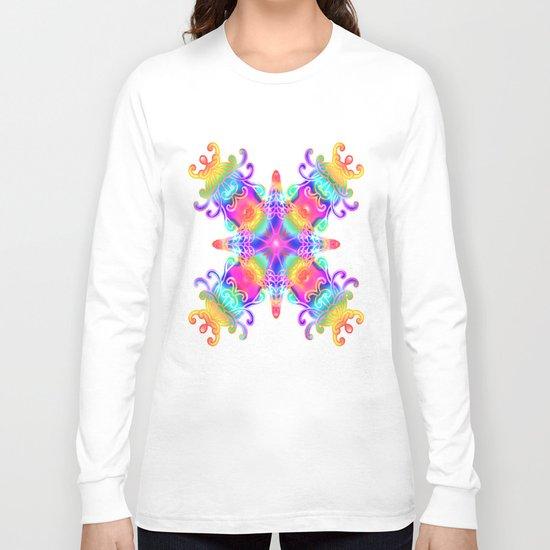 Colours Colours Long Sleeve T-shirt