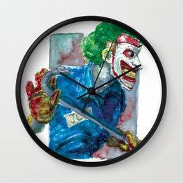 Joker Dc Wall Clock