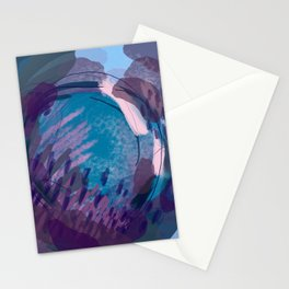 Night Feels Stationery Cards