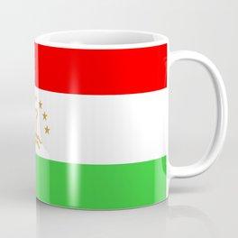 Tajikistan country flag Coffee Mug
