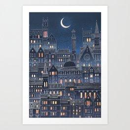 Luna Kunstdrucke