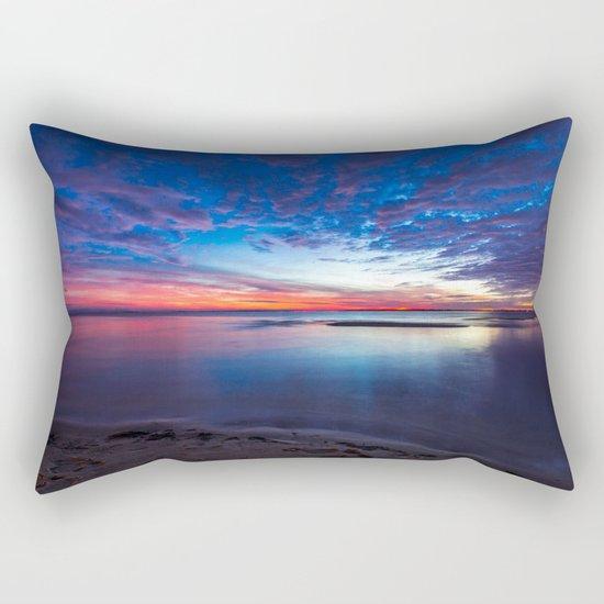Gulf Coast Colors Rectangular Pillow
