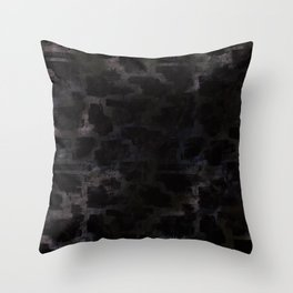 Glamorous Design Throw Pillow