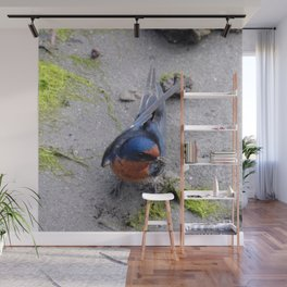 Home Building Wall Mural