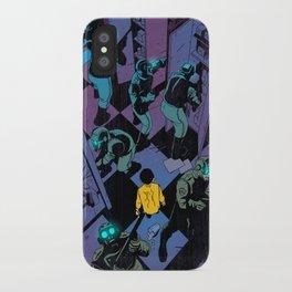 KITCHEN INVASION iPhone Case