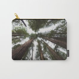 Redwood Portal - nature photography Carry-All Pouch