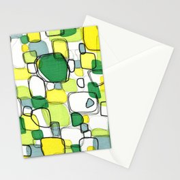 Playful Meditation 3 Stationery Cards