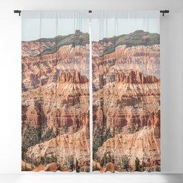 Utah Nature Landscape Art Print | Cedar Breaks National Monument Photo | USA Travel Photography Blackout Curtain