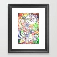 Imagination will take you everywhere Framed Art Print