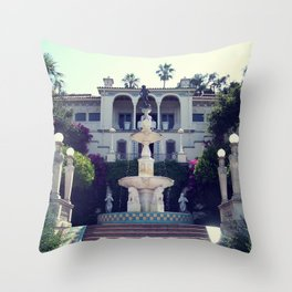 CASA DE SOL Throw Pillow