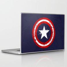 Captain's America splash Laptop & iPad Skin