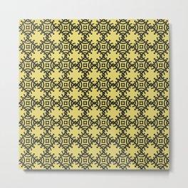 Geometric Art Metal Print