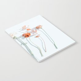 Minima #phoography #floral Notebook