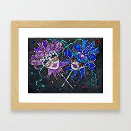 The Jesters Framed Art Print