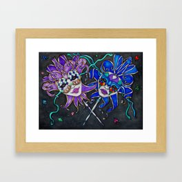 The Jesters Framed Art Print