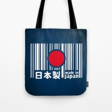 Made in Japan Tote Bag