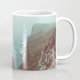 Faded Beach Coffee Mug