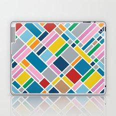 Map Outline 45 Laptop & iPad Skin
