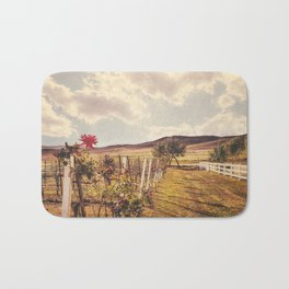A Rose By Any Other Name Bath Mat